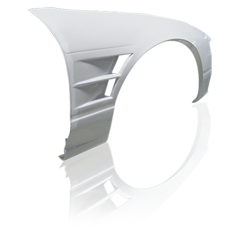 Origin Lab +40mm Front Fender - 180SX