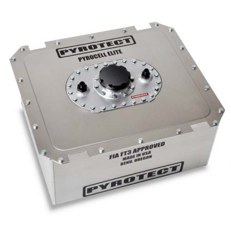 Pyrotect Elite Aluminum Fuel Cell - 5 Gal.