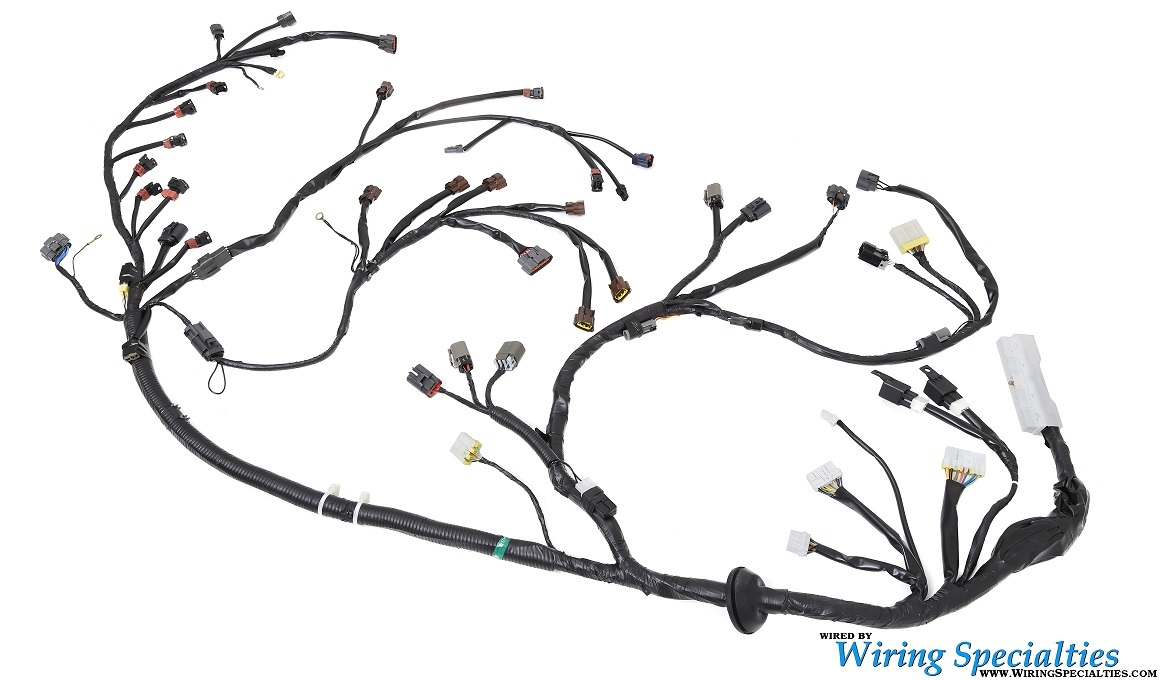 Rb26 S14 Wiring Harness on nissan skyline r32 wiring diagram