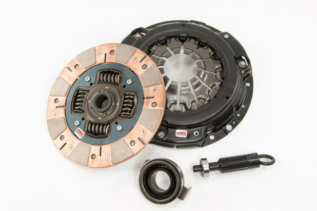 Comp Clutch WRX 2.5L Turbo Push Style Stage 3 Street/Strip Clutch Kit