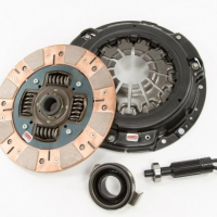Comp Clutch 4AC Stage 3 Street/Strip Clutch Kit