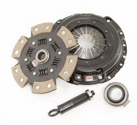 Comp Clutch STI 2.5T Pull Style Stage 4 Strip Series Clutch Kit
