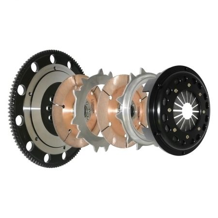 Comp Clutch VG30DETT 184mm Rigid Twin Disc Clutch
