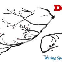 Wiring Specialties 300ZX VG30DE(TT) Wiring Harness COMBO – OEM SERIES