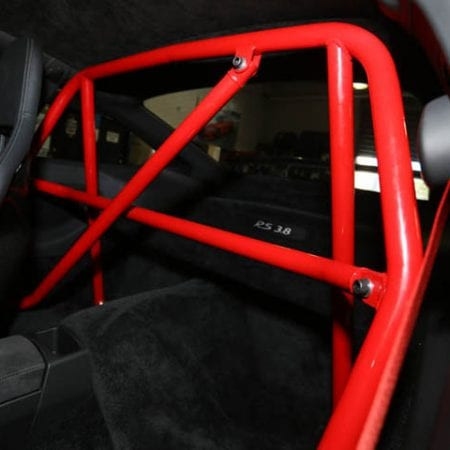 Agency Power Race Roll Bar with Harness and Diagonal Bar Porsche 996 997 Carrera GT3 Turbo