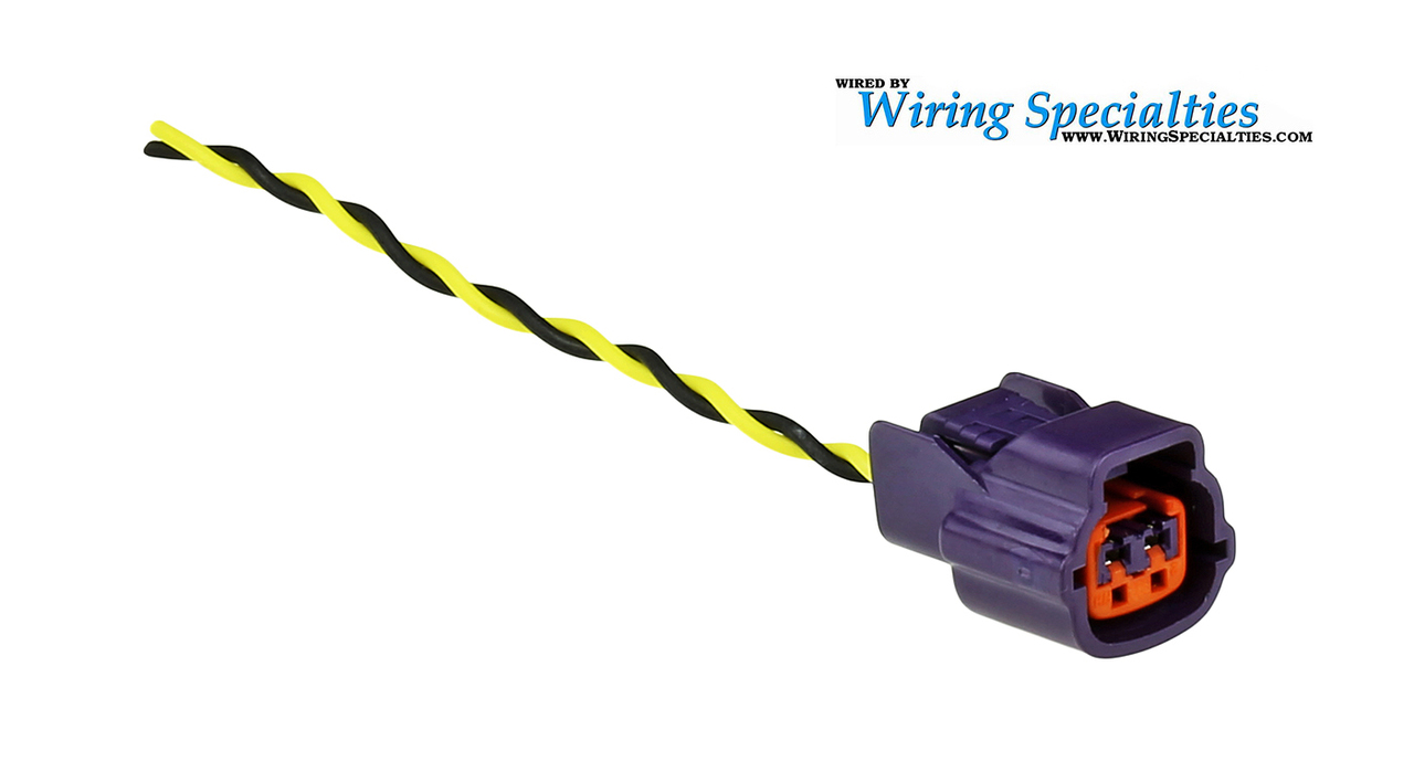 Wiring Specialties Rb25 Idle Air Connector Iac Purple Irace Plug Diagram