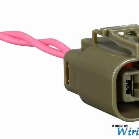 S13 KA24DE Alternator Connector