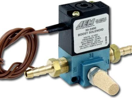 AEM Boost Solenoid Kit