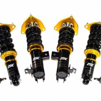 ISC Suspension N1 Coilovers – 86-91 Mazda RX7 FC