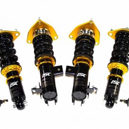 ISC Suspension N1 Coilovers – 00-05 BMW 316
