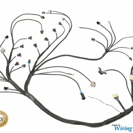 LSx / Gen IV Wiring Harness for BMW E36 - PRO SERIES