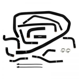 Mishimoto 91-01 Jeep Cherokee XJ 4.0L Silicone Coolant Hose Kit – Red