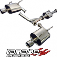 Tanabe Medallian Touring Cat Back Exhaust – Honda S2000 (2000-2005)
