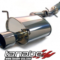 Tanabe Medallian Touring Cat Back Exhaust – Lexus IS300 (2000-2005)
