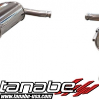 Tanabe Medallian Touring Cat Back Exhaust – Infiniti G37 Sedan (2009-2011)