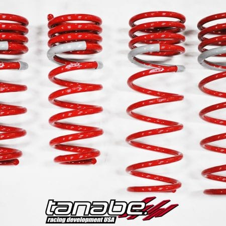 Tanabe DF210 Coil Springs - Acura TSX  (2004-2008)