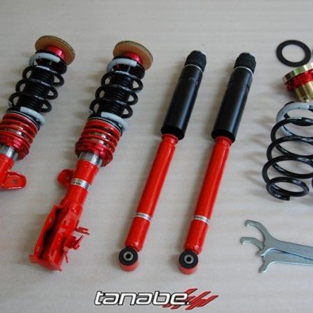 Tanabe Sustec Pro Comfort R Coilovers - Honda CRZ (2010-2012)