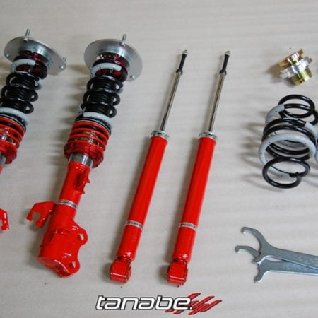 Tanabe Sustec Pro Comfort R Coilovers – Nissan Cube (2010-2011)