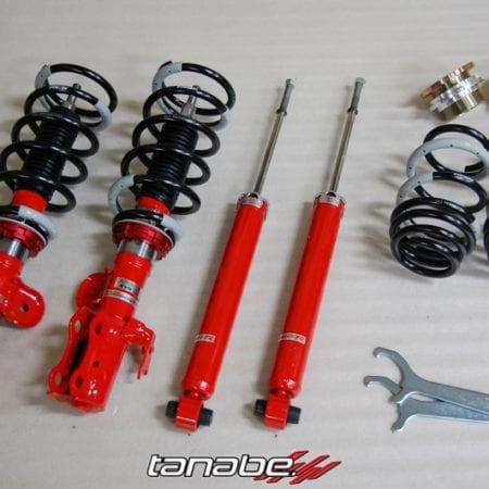 Tanabe Sustec Pro Comfort R Coilovers - Scion tC (2011-2015)