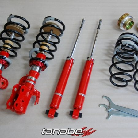 Tanabe Sustec Pro Comfort R Coilovers - Toyota Prius (2014-2014)