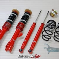 Tanabe Sustec Pro Comfort R Coilovers - Toyota Yaris (2009-2010)