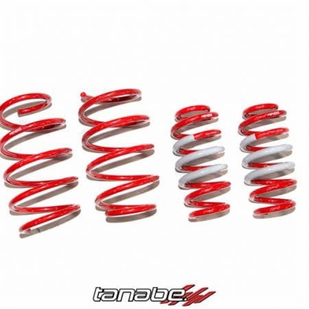 Tanabe NF210 Coil Springs - Lexus NX200t F-SPORT FWD (2015-2016)