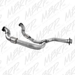 MBRP Y Pipe with Catalytic Converters – 2011-2014 Ford F-150 EcoBoost®