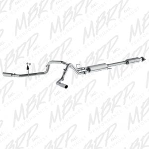 MBRP 2 1/2″ Cat Back, Dual Side Exit – 2015-2019 Ford F150 5.0L