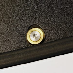 Skunk2 Fender Washer Kit- Gold Anodized