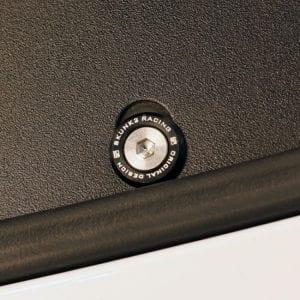 Skunk2 Fender Washer Kit – Black Anodized