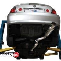 GReddy Revolution Exhaust Lexus IS300 01-05
