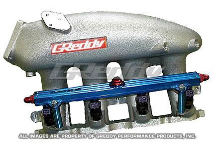 GReddy S14/15 Intake Plenum (Pulsur Throttle Body)