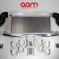 AAM Competition GT-R S-Line Front Mount Intercooler Kit: 2009+ GT-R
