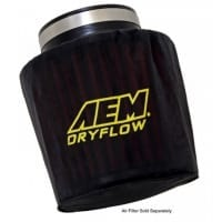 AEM PREFILTER; Tall Oval Tapered (# 1-4004)