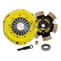 ACT HD/Race Sprung 6 Pad Clutch Kit for 03-06 Nissan 350Z / 03-06 Infiniti G35