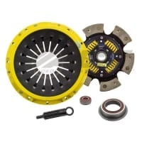 ACT XT/Race Sprung 6 Pad Clutch Kit for 7MGTE / 1JZGTE /2JZGTE w/ R154 | TS2-XTG6