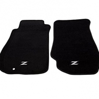 "NRG Floor Mats – 03-07 Nissan 350Z w/ ""Z"" Logo (2 pieces)"