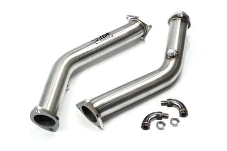 ISR Performance Stainless Steel Testpipe – Nissan 350Z Z33 / Infiniti G35