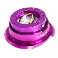 NRG Quick Release Kit – Purple Body/Purple Ring