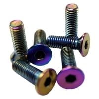 NRG Steering Wheel Screw Kit Upgrade Neochrome