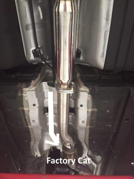 ISR Performance Street Exhaust – 09+ Hyundai Genesis Coupe 2.0T