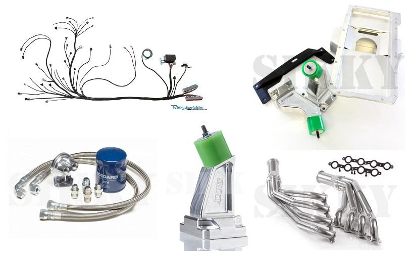 Ls1 Wiring Kit - Wiring Diagrams Schema