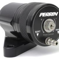 PERRIN Recirculating BOV Black For 02-07 WRX & 04-17 STI