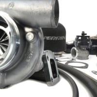 PERRIN Rotated Turbo Kit Hard Parts (Garrett) 02-07 WRX/STI