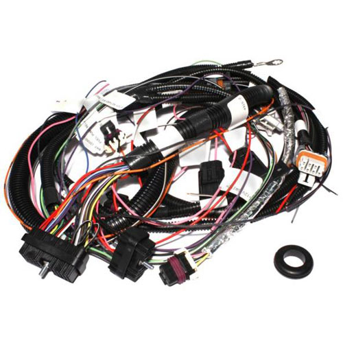 Ls1 Standalone Wiring Harness For Sale : Fast xim fuel injection wiring harness for ls