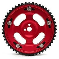 FIDANZA CAM GEAR: SKYLINE RB20, RB25, RB26 (RED)