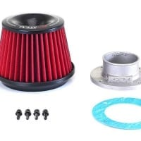 Apexi Power Intake UNIVERSAL FILTER AND 80MM FLANGE