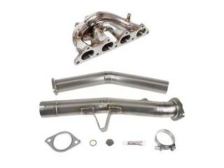 Tomei EXPREME Exhaust Manifold and Straight Front Pipe Nissan 350Z 2003-2006