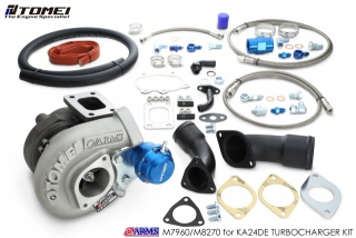 Tomei ARMS M7970 Turbine Turbo Kit KA24DE