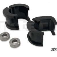 GKTech Solid Aluminium Steering Rack Bushings | 240sx S13